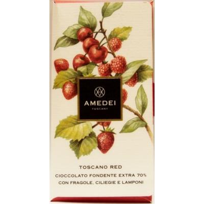 amedei toscano red étcsokoládé