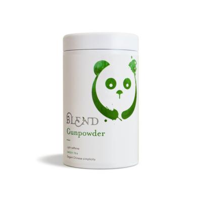 blend gunpowder zöld tea szálas