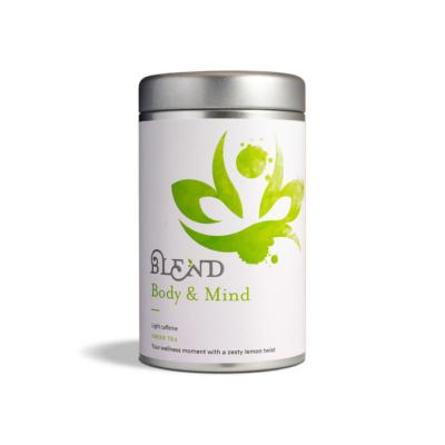 blend tea body&mind szálas