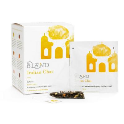 blend indian chai fekete tea filteres