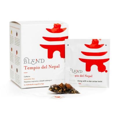 blend tiempo del nepal oolong tea filteres