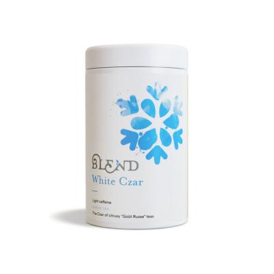 blend white czar fehér tea szálas