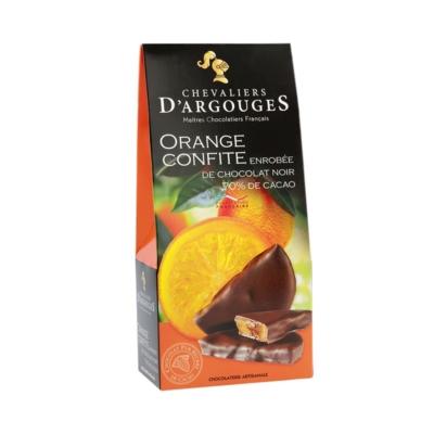 Chevaliers D'Argouges narancsszelet étcsokoládéban