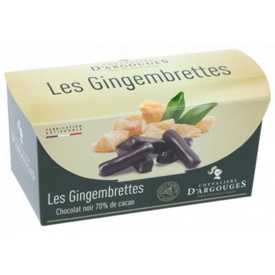 Chevaliers D'Argouges étcsokoládés kandírozott gyömbér
