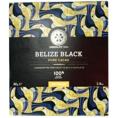 Chocolate Tree Belize Black 100% étcsokoládé