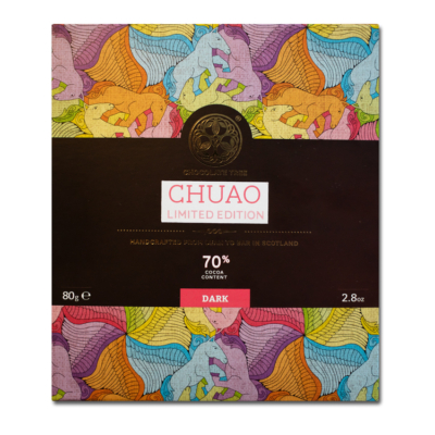 CHOCOLATE TREE Chuao 70%