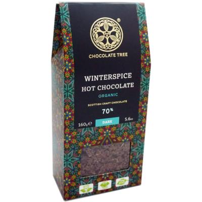 CHOCOLATE TREE Winterspice 70% forró csokoládé