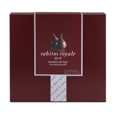 Rabitos Royale füge bonbon étcsokoládé