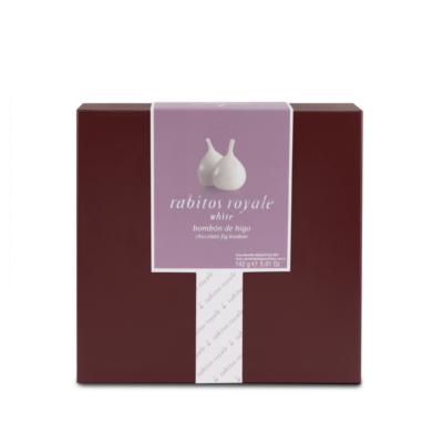 Rabitos Royale füge bonbon fehér csokoládé