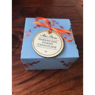 Mrs Bean narancsos forró csokoládé