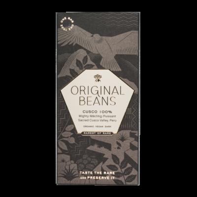original beans cusco cuncho étcsokoládé 100%