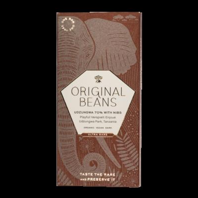 original beans udzungwa étcsokoládé