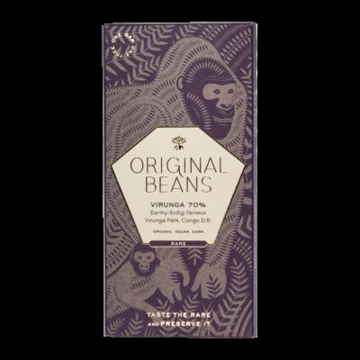 original beans virunga étcsokoládé
