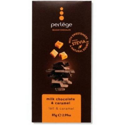 Pertlege sztíviás tejcsokoládé karamell