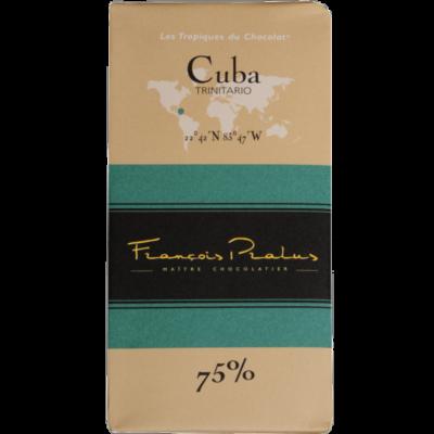 Pralus Cuba étcsokoládé