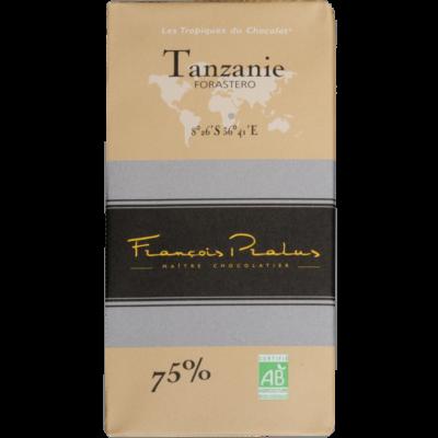 Pralus Tanzanie étcsokoládé
