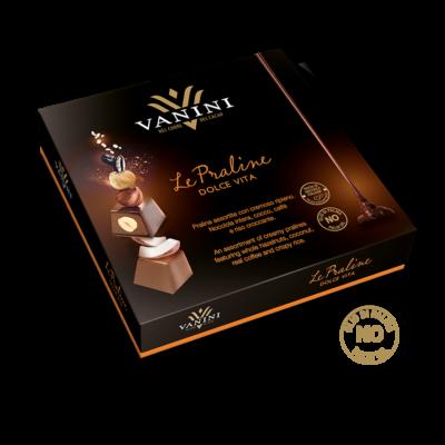 Vanini Dolce vita gift box praliné