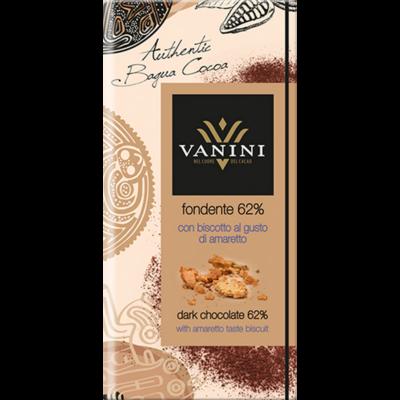 Vanini amaretto keksz étcsokoládé