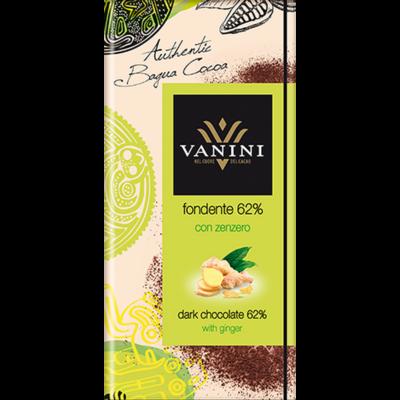 Vanini gyömbér étcsokoládé